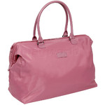 Lipault Lady Plume Weekend Bag Medium Pink 51003