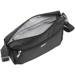 Travelon Classic Anti-Theft Small E/W Crossbody Bag Black 43115 - 3