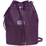 Lipault Lady Plume Bucket Bag Medium Purple 73917