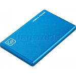 GO Travel Slimline Power Bank Blue GO970