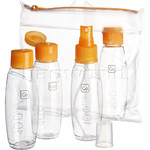 GO Travel Cabin Bottles Set GO658