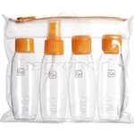 GO Travel Cabin Bottles Set GO658 - 1