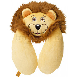 GO Travel Kids Lion Neck Pillow G2702
