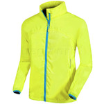 Mac In A Sac Neon Packable Waterproof Unisex Jacket Extra Small Yellow NXS