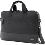 "American Tourister Han 15.6"" Laptop & Tablet Portfolio Black 74940"
