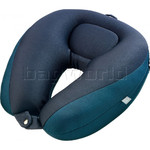 GO Travel Double Decker Pillow Blue GO446