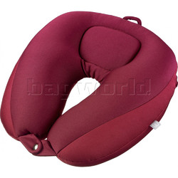 GO Travel Double Decker Pillow Red GO446