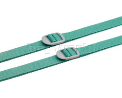 GO Travel 2 Luggage Straps Aqua GO225