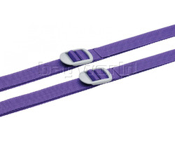 GO Travel 2 Luggage Straps Purple GO225
