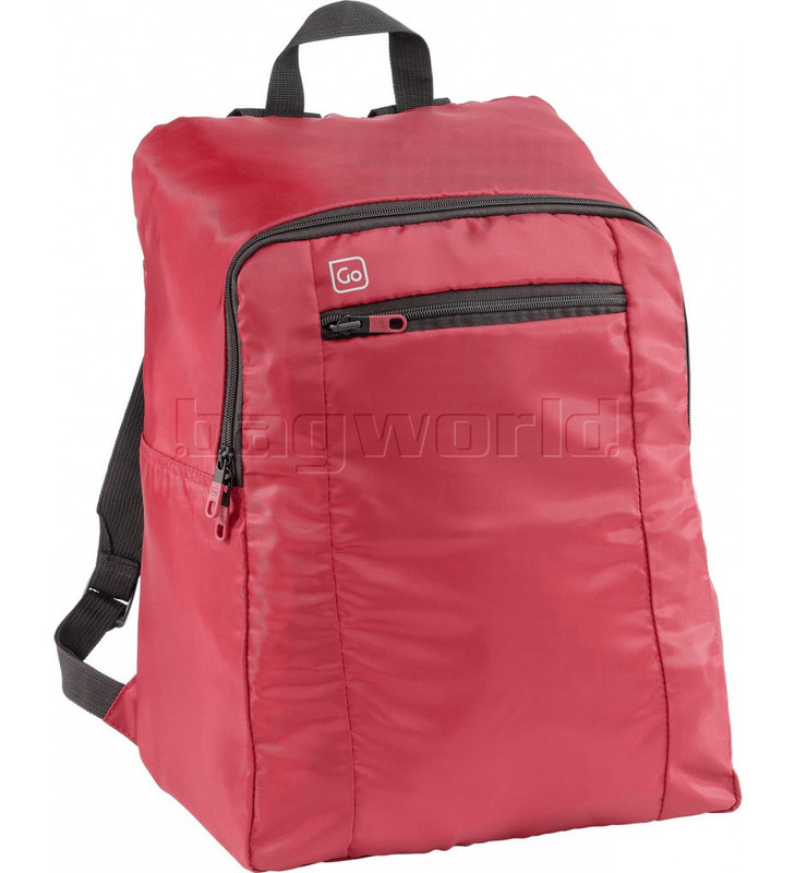 62bd572963eb Bagworld Australia | Shop | Viewing GO Travel Backpack (Xtra) Red GO859