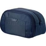 GO Travel Dual Washbag Blue GO645