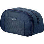 GO Travel Dual Washbag Blue GO645
