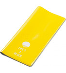 GO Travel Glo Travel Wallet Yellow GO310