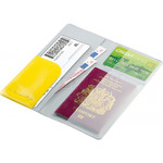 GO Travel Glo Travel Wallet Yellow GO310 - 3