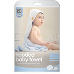 GO Travel Kids Hooded Baby Towel Pink G2665 - 3
