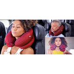 GO Travel Double Decker Pillow Red GO446 - 3