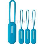 GO Travel Bag ID Set Blue GO572