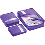 GO Travel Bag Packers Purple GO300