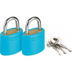 GO Travel Glo Locks Blue GO707