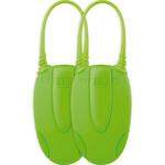 GO Travel Glo Luggage ID Green GO568