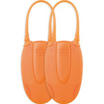 GO Travel Glo Luggage ID Orange GO568