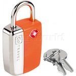 GO Travel Glo Sentry Lock Orange GO338