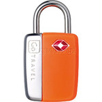GO Travel Glo Sentry Lock Orange GO338 - 1