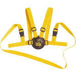 GO Travel Kids Walking Reins Yellow G2615
