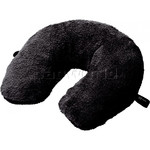 GO Travel Plush Pillow Black GO453