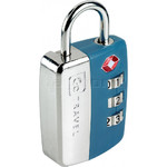 GO Travel Sentry Lock Blue GO336