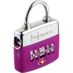 GO Travel TSA Birthday Lock Purple GO355