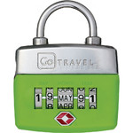GO Travel TSA Birthday Lock Green GO355 - 1