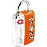 GO Travel TSA My Date Lock Orange GO354
