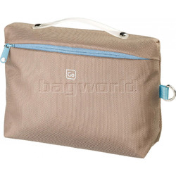GO Travel Wash Bag Beige GO648