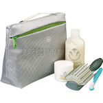 GO Travel Wash Bag Grey GO648 - 2