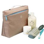 GO Travel Wash Bag Beige GO648 - 2