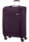 Samsonite B'Lite 3 SPL Large 78cm Softside Suitcase Violet 68225