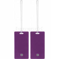 GO Travel Tag Me Purple GO152