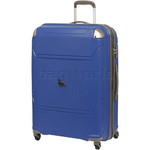 Qantas Longreach Large 76cm Hardside Suitcase Blue Q530A