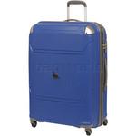 Qantas Longreach Large 76cm Hardside Suitcase Blue Q530A