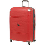 Qantas Longreach Large 76cm Hardside Suitcase Red Q530A