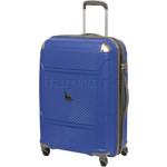 Qantas Longreach Medium 67cm Hardside Suitcase Blue Q530B