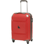 Qantas Longreach Small/Cabin 55cm Hardside Suitcase Red Q530C