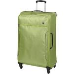 Swiss Gear Samos Large 77cm Softside Suitcase Lime 6300A