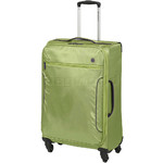 Swiss Gear Samos Medium 67cm Softside Suitcase Lime 6300B