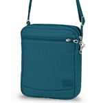 Pacsafe Citysafe CS150 RFID Blocking Anti Theft Tablet Cross Body Shoulder Bag Teal 20215