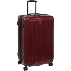 Qantas Winton Large 77cm Hardsided Suitcase Red Q550A