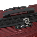 Qantas Winton Large 77cm Hardsided Suitcase Red Q550A - 5