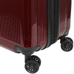 Qantas Winton Large 77cm Hardsided Suitcase Red Q550A - 6