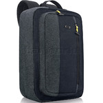 "Solo Velocity 15.6"" Laptop & Tablet Hybrid Backpack Navy CV330"